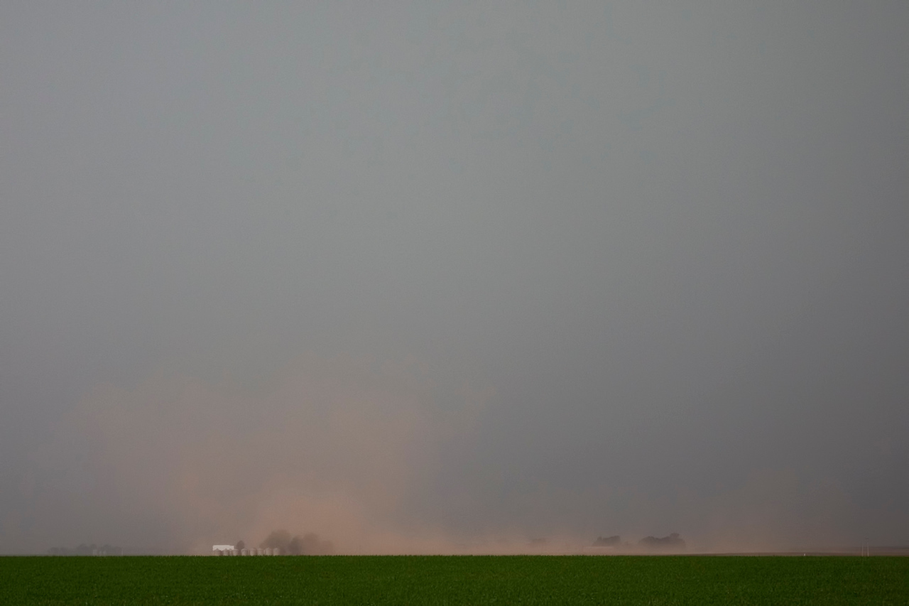 May 20 - Severe Thunderstorm with Gustnado, Macon County Illinois