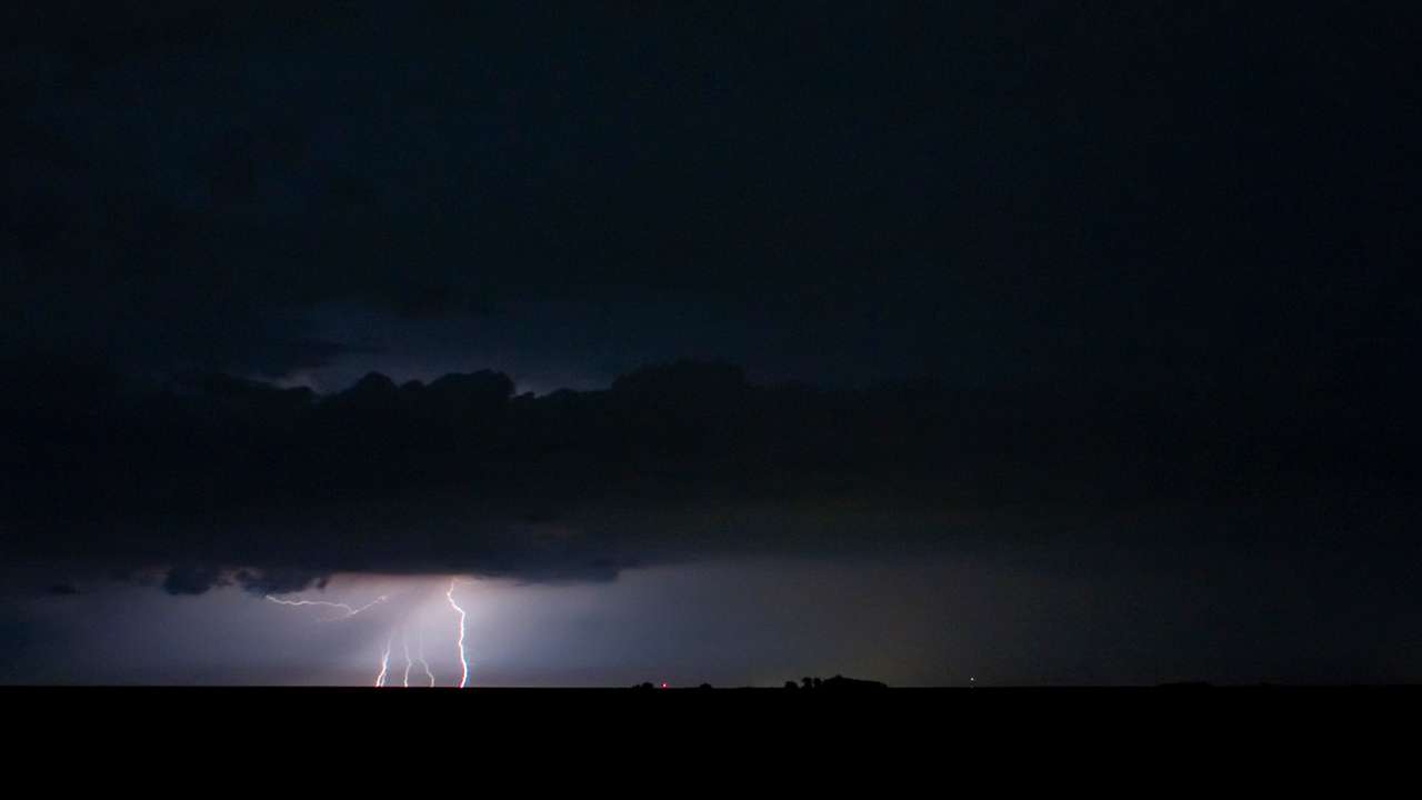 September 25 - Overnight Lightning, Southern Illinois