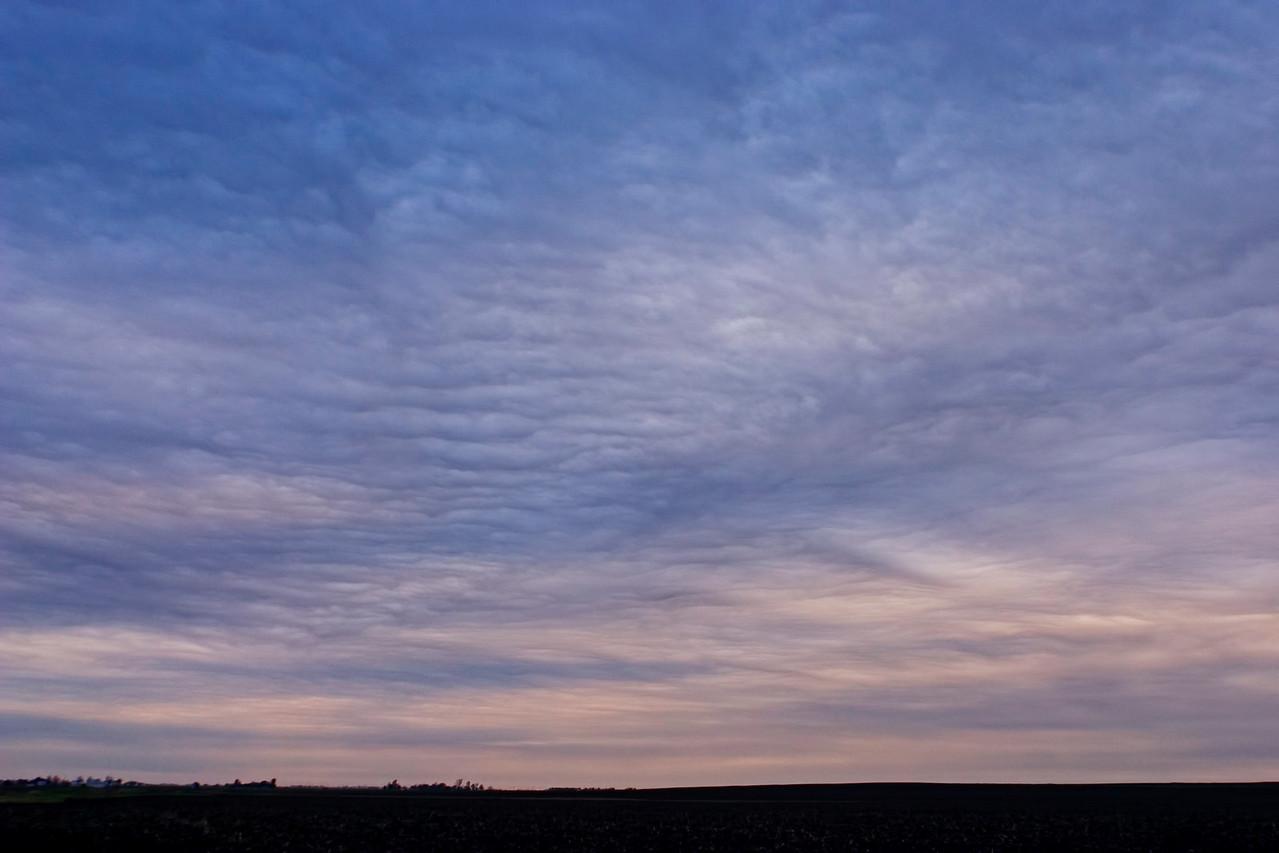 November 3 - Morning Subsidence, Macon County Illinois