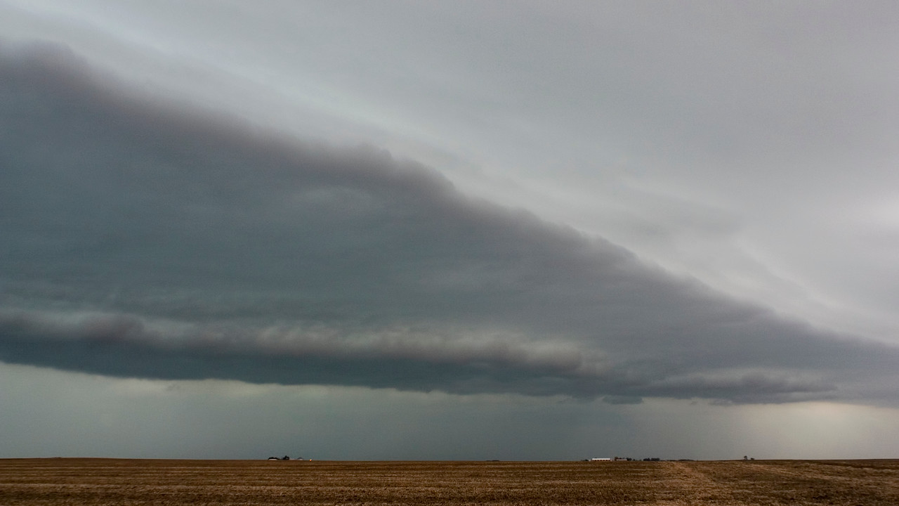 October 22 - Morning MCS, Macon County Illinois