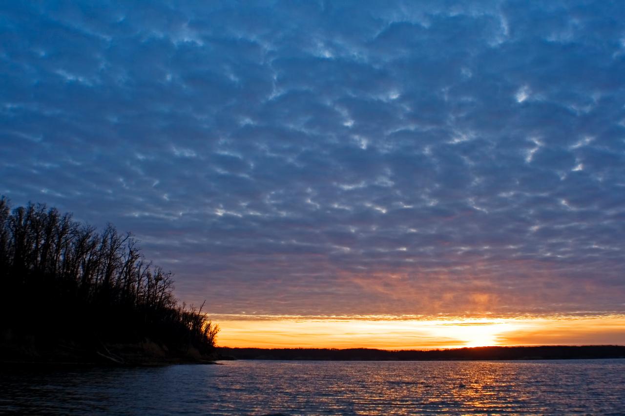 November 24 - Lake Shelbyville, Shelbyville Illinois
