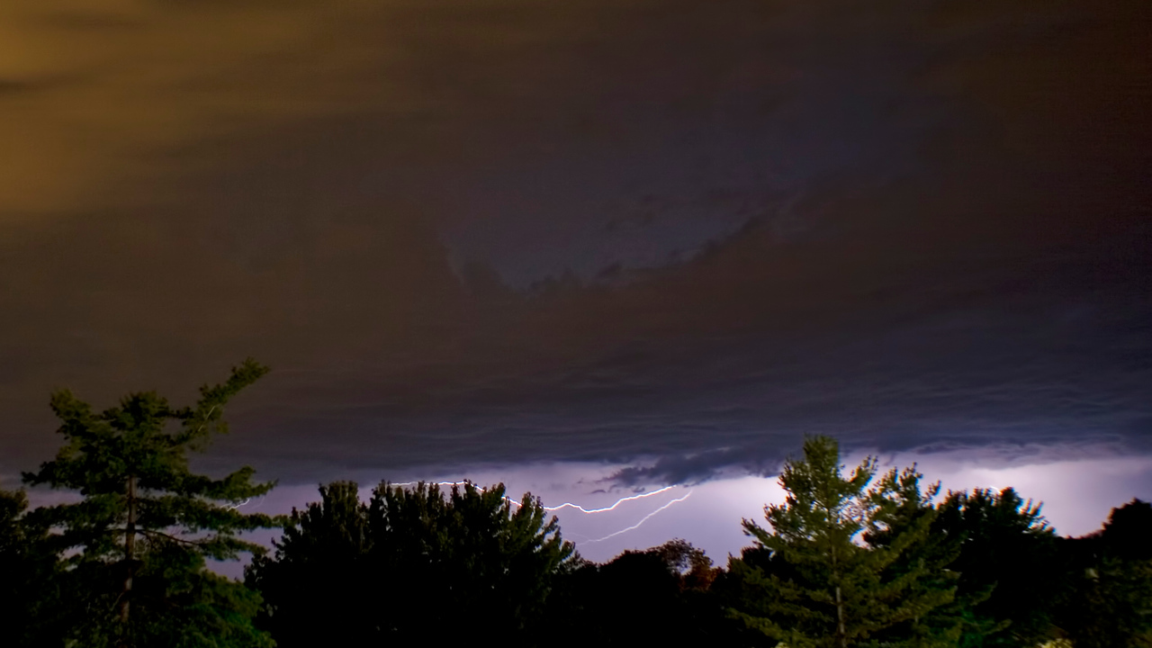 September 25 - Overnight Lightning, Decatur Illinois
