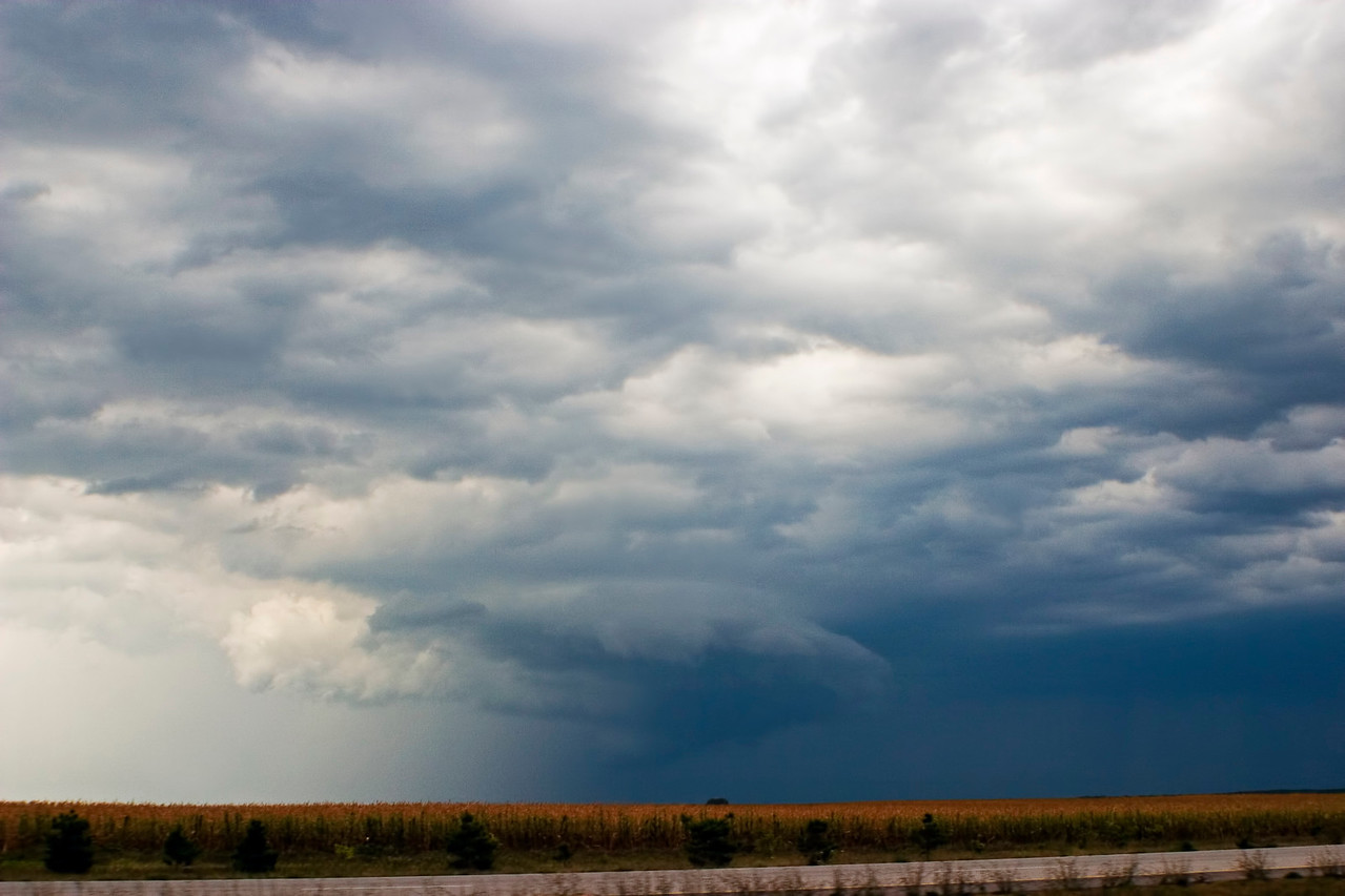 August 9 - Severe Thunderstorm, Champaign County Illinois