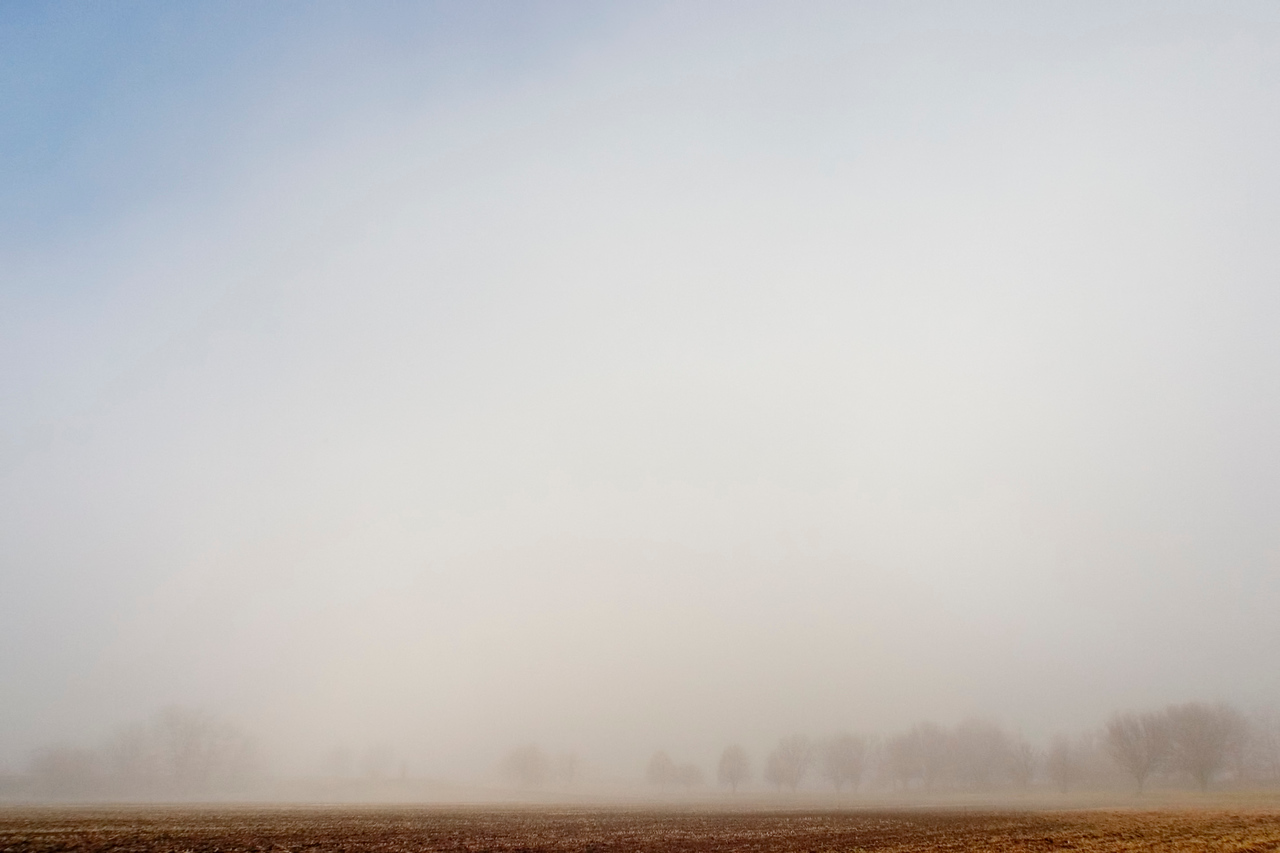 February 2 - Weak Fogbow, Logan County Illinois