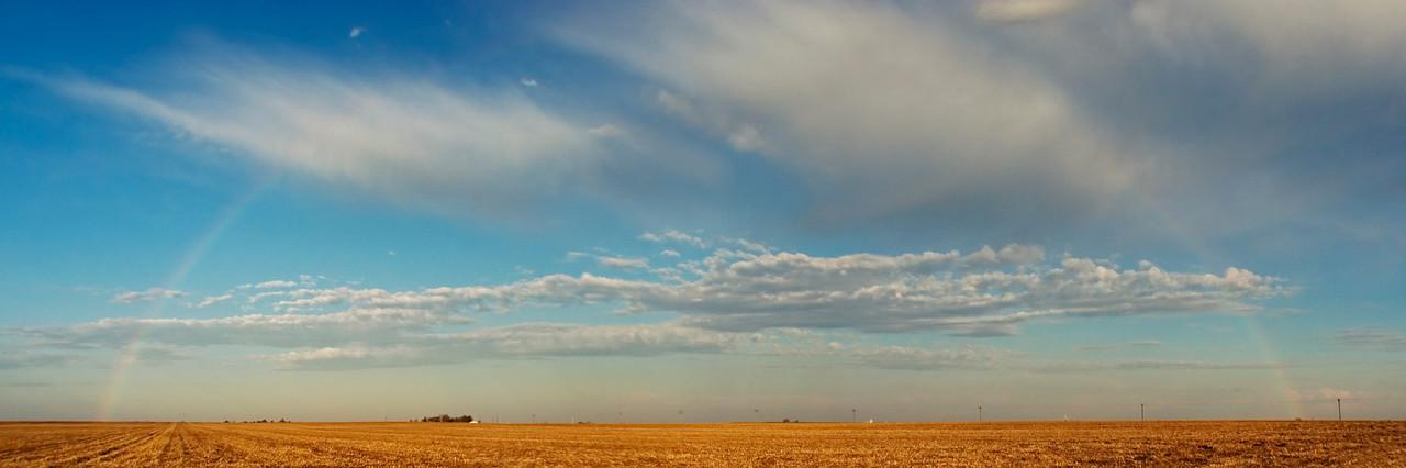 September 10 - Sunrise Rainbow, Macon County Illinois