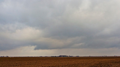 January 31 - Morning snow squalls, S Macon County IL