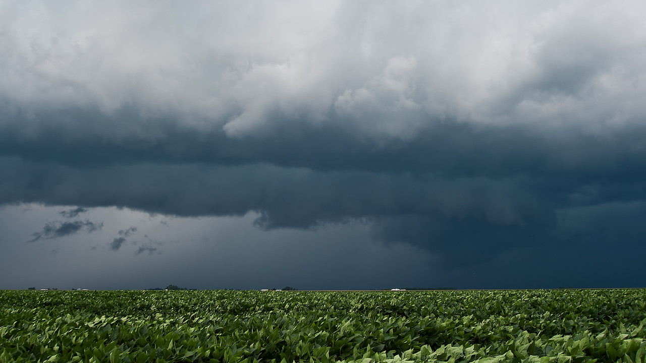 July 14th - Severe Thunderstorm, Logan County IL