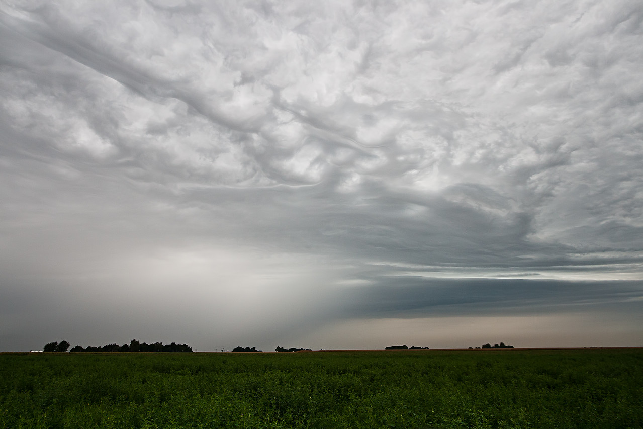 September 15th - Strong morning storm, NW Macon County IL