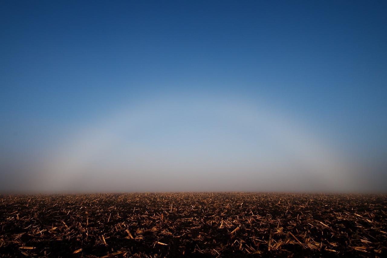 March 11, 2015 - Macon County, IL (fogbow)
