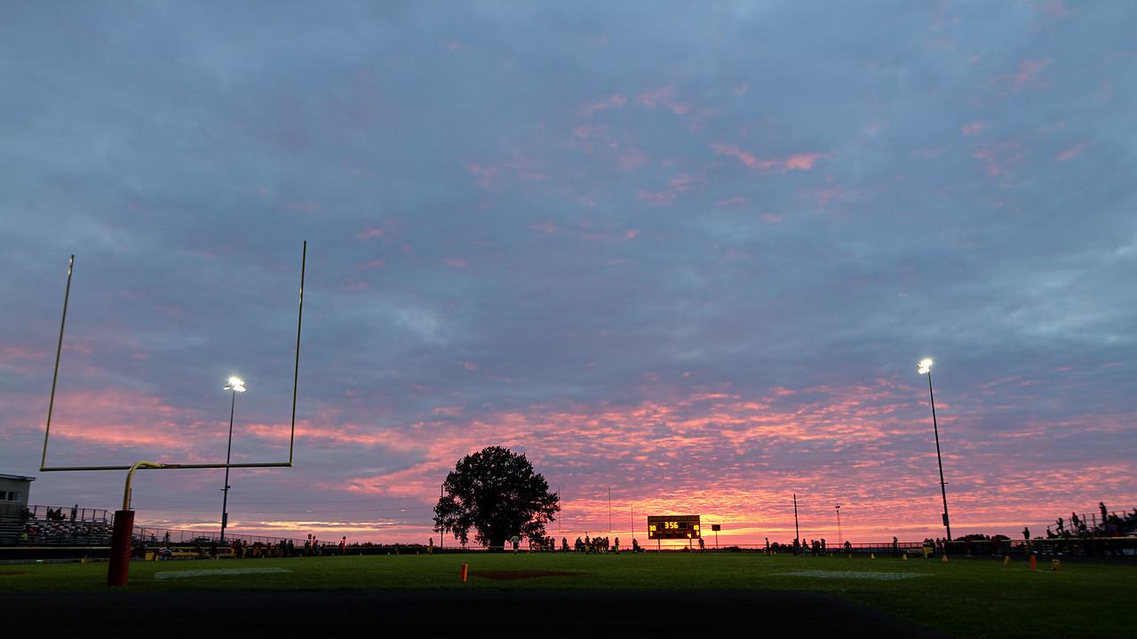 September 26, 2015 - Warrensburg, IL