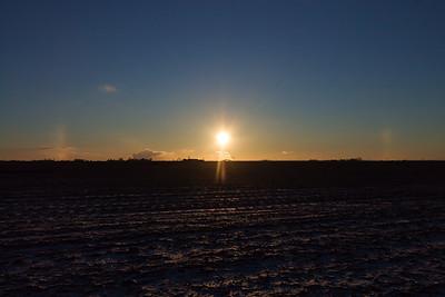 January 16, 2016 - Rural Macon County, IL