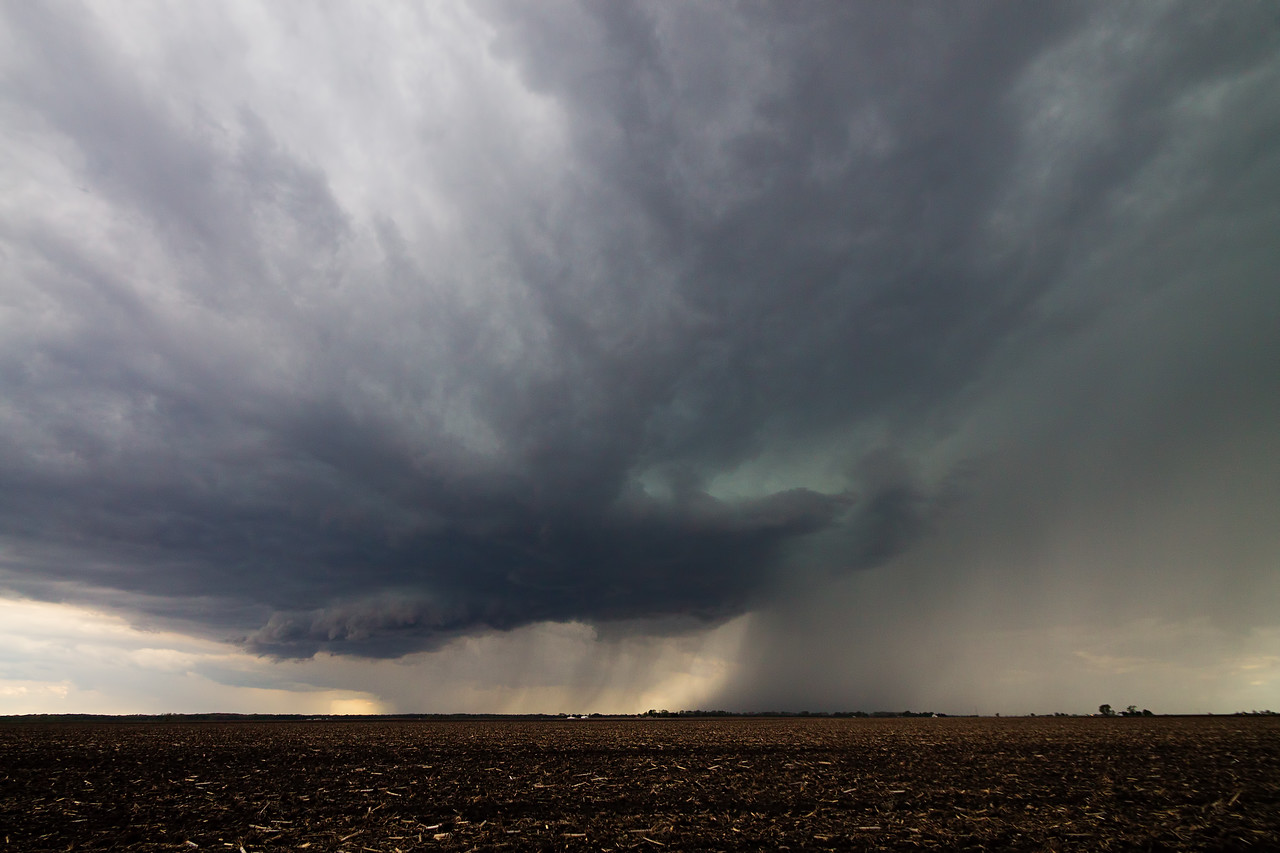 April 21, 2016 - Near Harristown, IL
