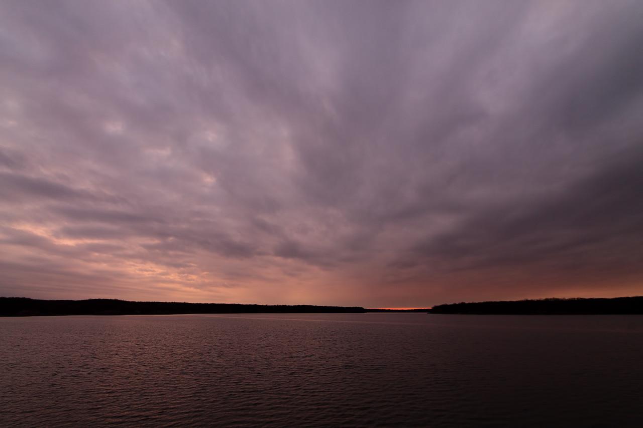 December 28, 2016 - Lake Shelbyville