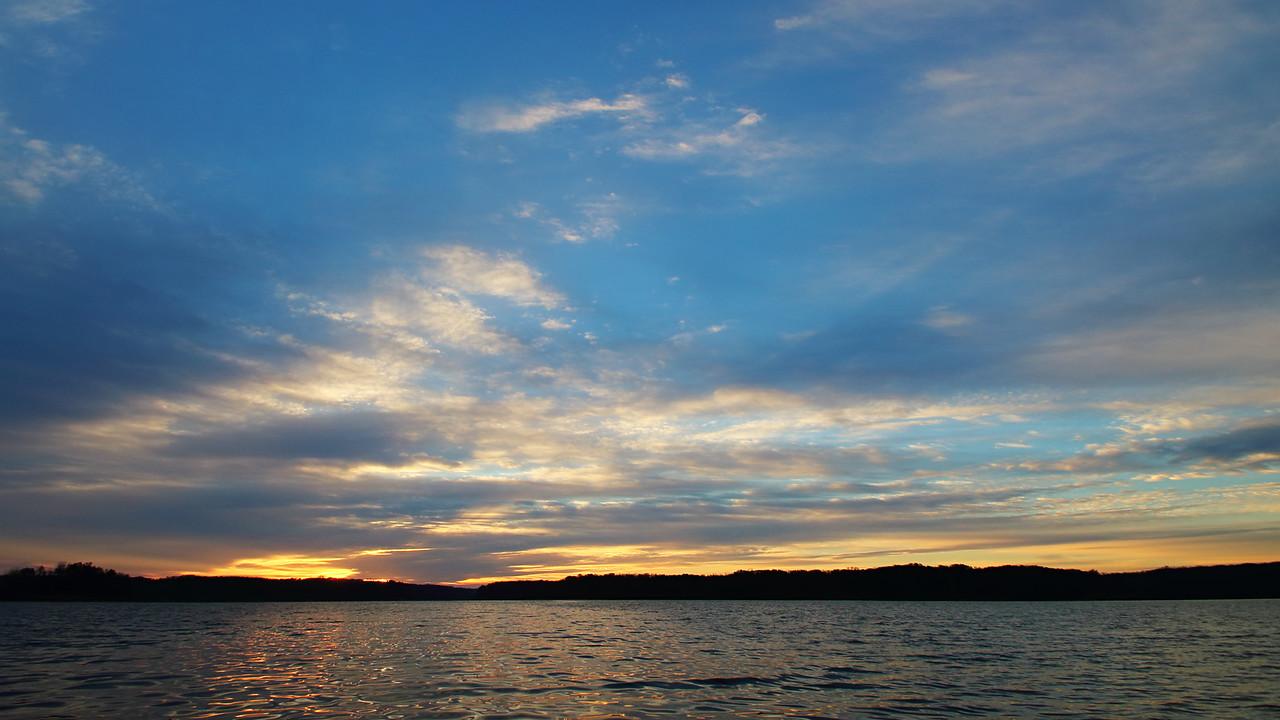 November 22, 2016 - Lake Shelbyville