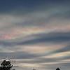 Iridescent Sunset.