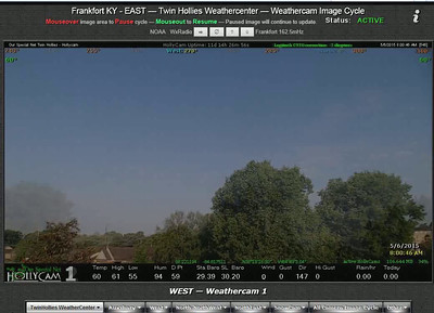 Twin Hollies Weathercenter — Weathercam Image Cycle -[9]