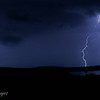 July 27th 2014 storm at Marsh Creek