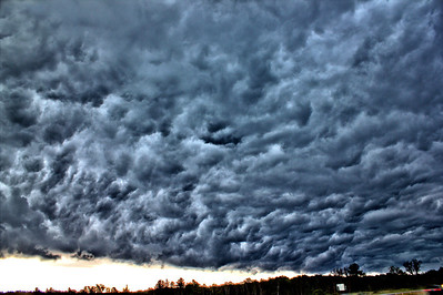 Wisconsin Storm Clouds 6.20.12