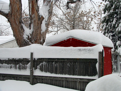 Red Shed...