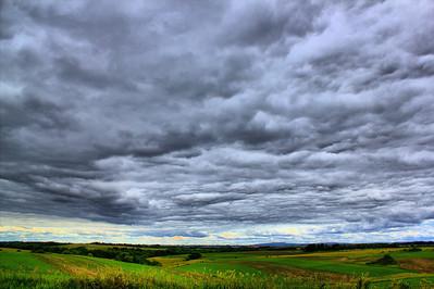 Rolling Wisconsin Fields