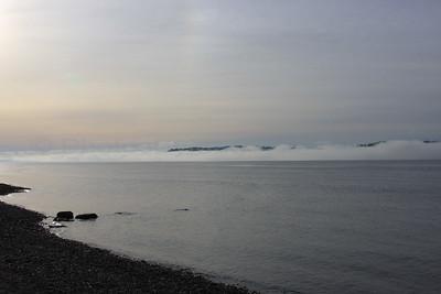 Foggy Day. Mukilteo, WA