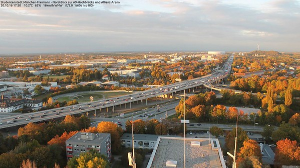 Best of Webcam Munich-Freimann