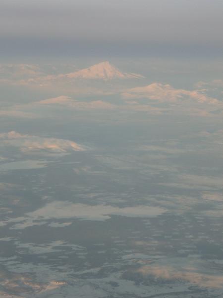 Mt Shasta. December 2007