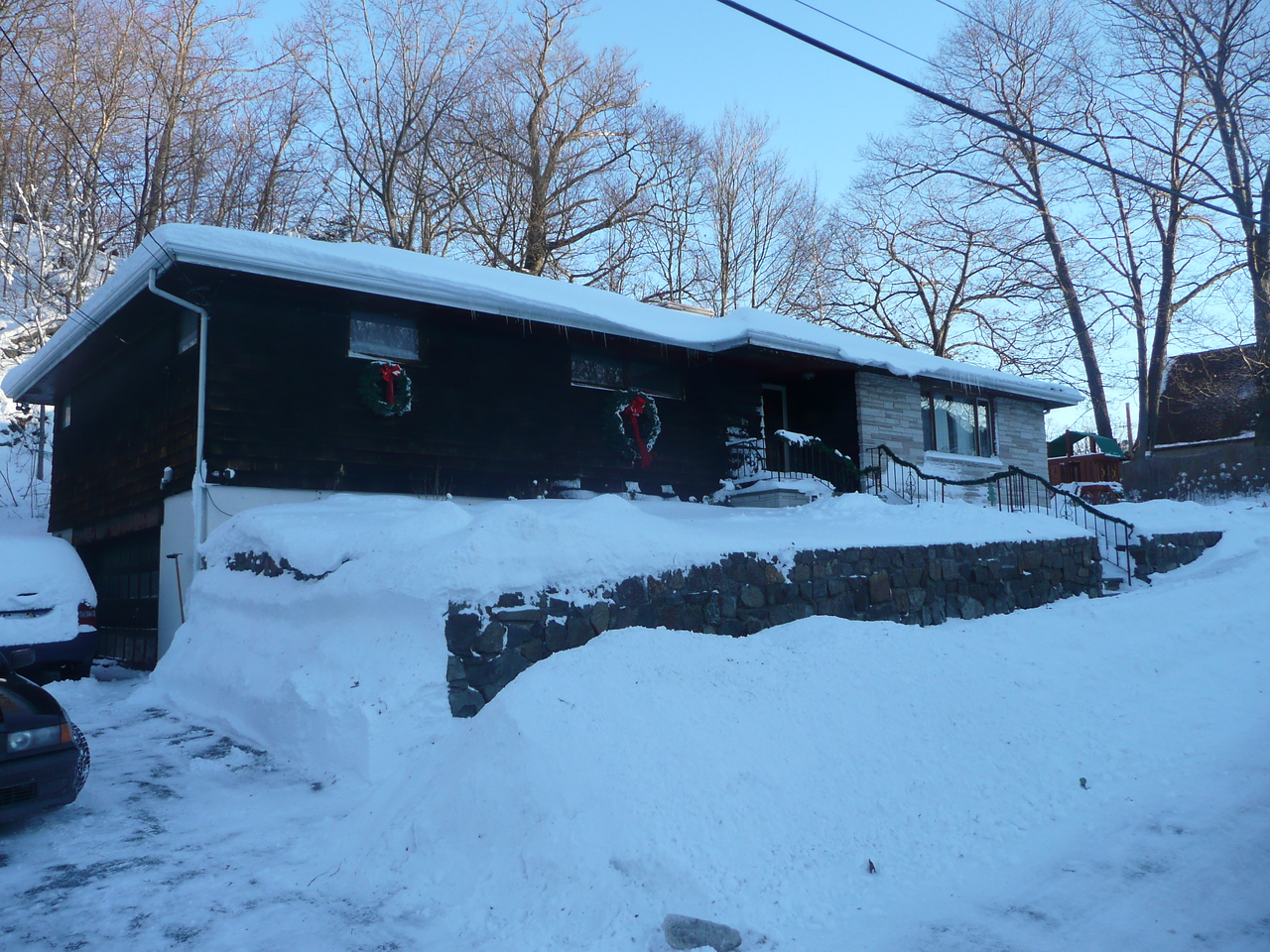 December 27, 2010. A late-Christmas storm brought 18 inches to Lynn, MA.
