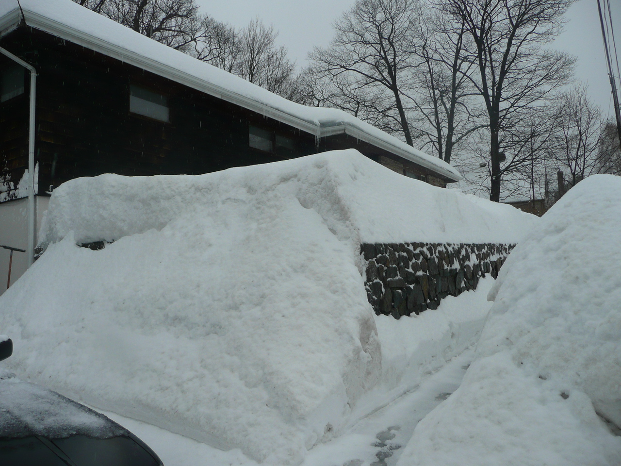 February 1-2, 2011. 10 inches fell over two days then changed to sleet (20+ inches had been forecast)