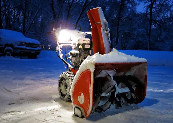 Winter in Minnesota