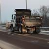 TDOT truck on I-240.  Feb 10th.