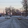 Downtown Memphis at sunrise Feb 10th.