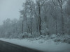 Snowy Drive on The Saw Mill Parkway NY 02-16-2010 :