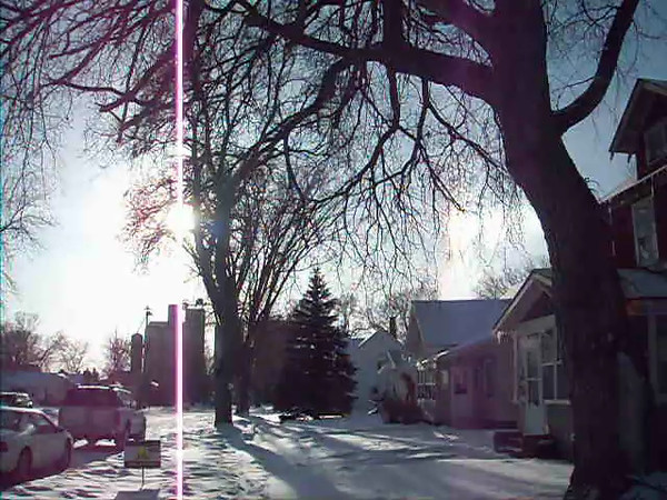 "Taken in front of my house on Thursday, January 31st 2013 in the afternoon during a ""snow day"" (no work today due to 30 below zero wind chills and temps around 10 below)!<br /> <br /> Other videos:<br /> <br /> Sun Dog <br />  <a href=""http://youtu.be/afm1aWuL8ww"">http://youtu.be/afm1aWuL8ww</a>"