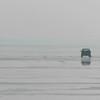 March 30th 2014-Ice still in the lake (Lake Minnewaska in Glenwood, Minnesota)