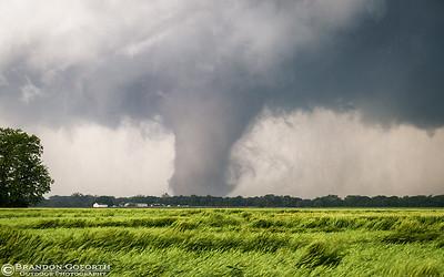 Bethel Acres EF4 Tornado