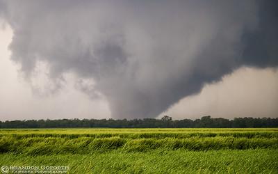 Shawnee EF4 Tornado