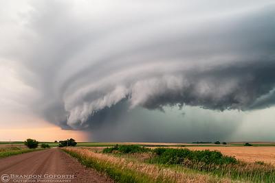 Kansas Storm Structure