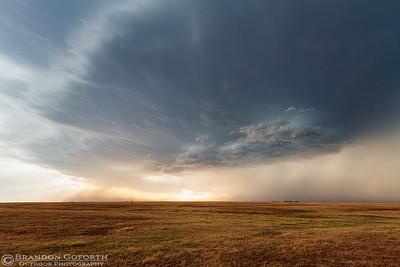 Summertime Severe Storm