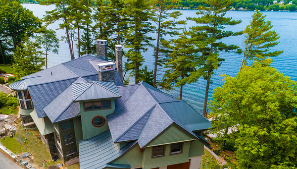 """""""Meredith Bay""""  Exteriors by WeatherCheck"""