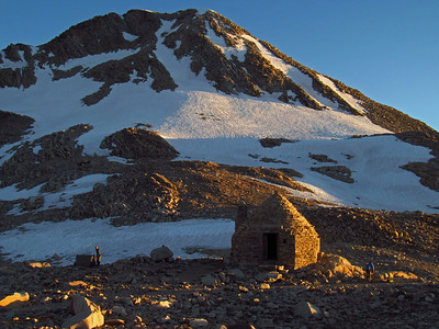 Pacific Crest Trail ~ CA & OR ~ 2012