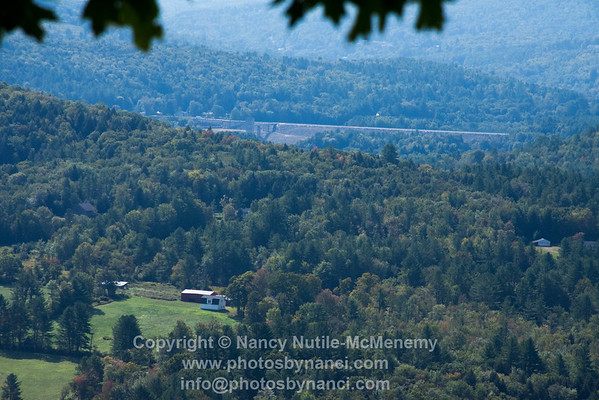 1947 B-29 Plane Crash Hawk's Mountain