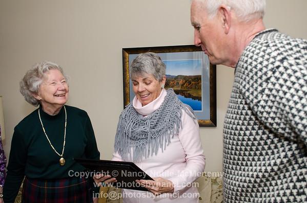 Royal E. Houghton Turns 90
