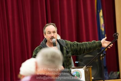 Weathersfield Town Meeting 2017