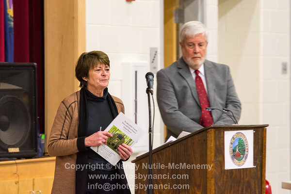 Weathersfield Town Meeting 2017
