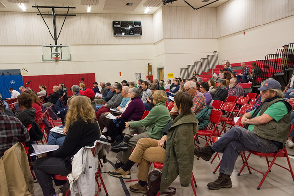 Weathersfield Annual Town Meeting 2019