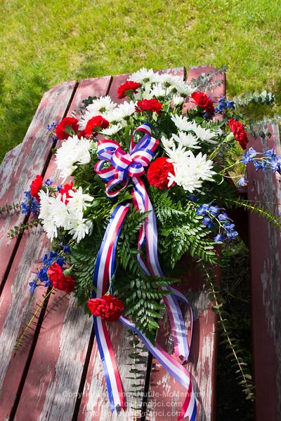 Memorial Day Ceremony 2016