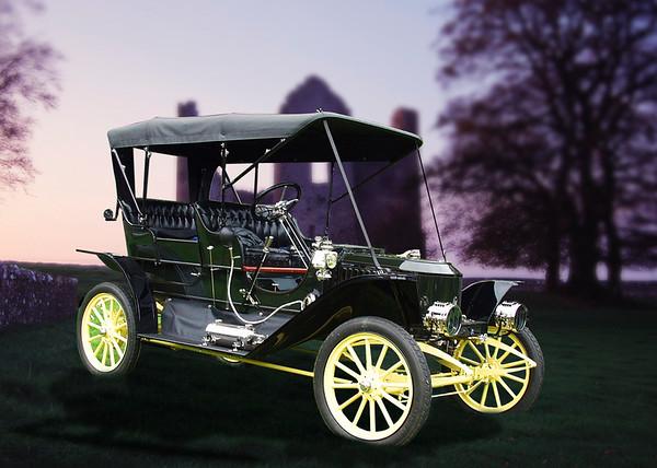 1912 Hotchkiss Gentleman's Roadster