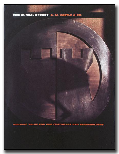 Annual Report: AM Castle Steel
