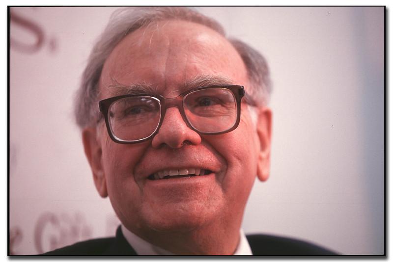 Berkshire CEO Warren Buffet
